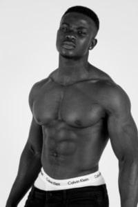 black-stripper